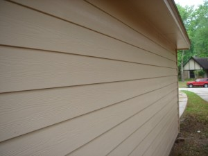 Hardiplank Siding The Woodlands
